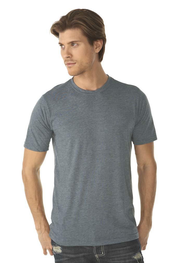 Apparel printing t shirts next level poly cotton crew Next level printed shirts