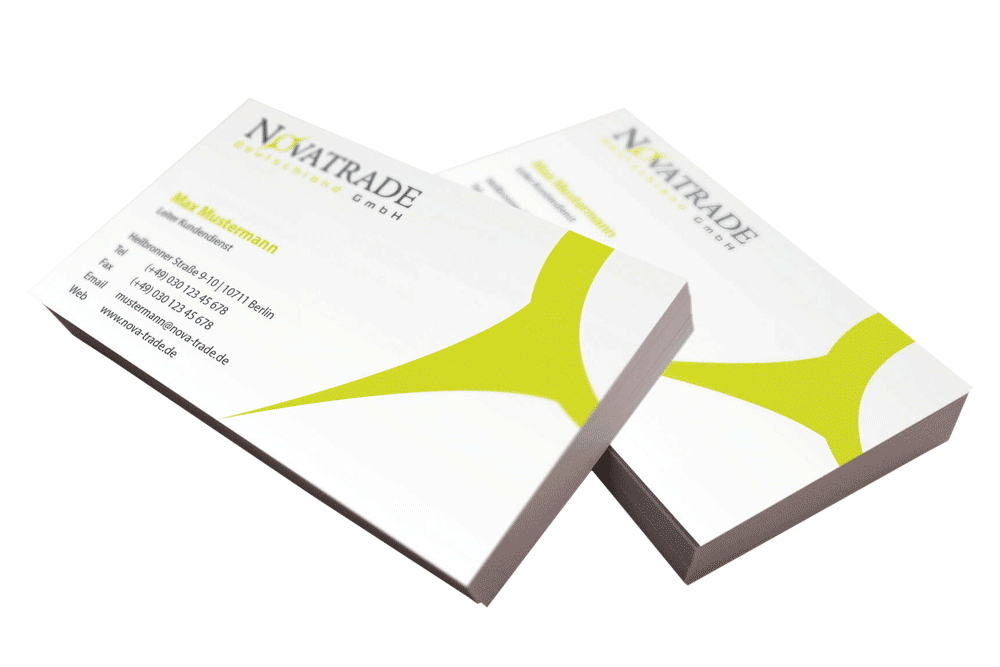business card printing  noniprint